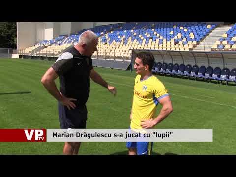 """Marian Drăgulescu s-a jucat cu """"lupii"""""""