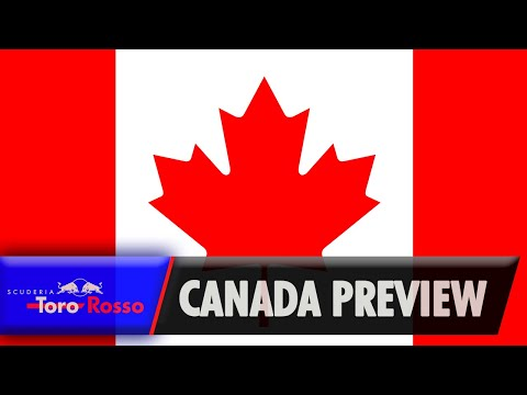 F1 2019: Canadian Grand Prixview - Daniil Kvyat
