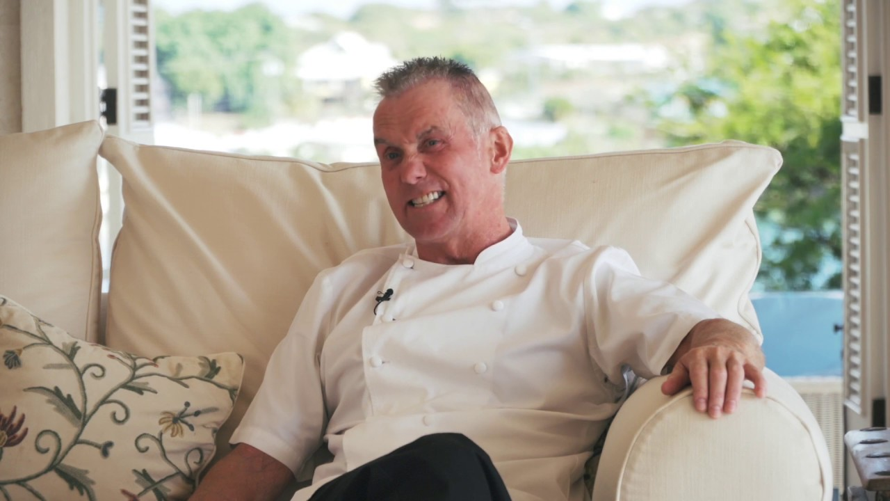 Chef Gary Rhodes on culinary influences throughout his career