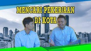 Mencari Pekerjaan di Kota, Ditawari Jadi Manajer Tapi...