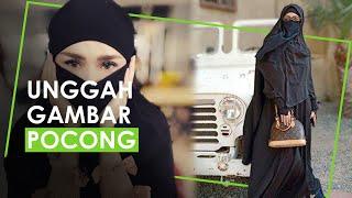 Posting Gambar Pocong, Umi Pipik Colek Mulan Jameela, Istri Ahmad Dhani Dapat Pesan Menohok