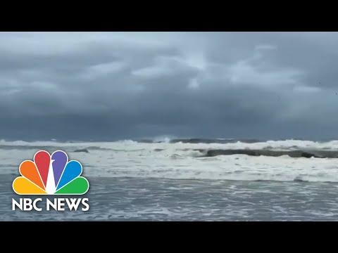Hurricane Sally Takes Aim At Gulf Coast | NBC Nightly News
