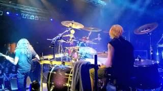Tommy Portimo (Sonata Arctica) DrumCam  - 8th Commandment
