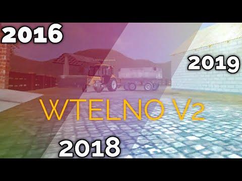 Zwiastun Wtelno (v2) — porównanie: remaster 2019 vs remaster 2018 vs oryginał 2016