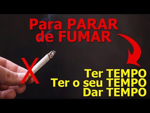 Parar de fumar rápido definitivo