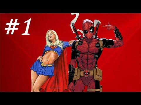 LeV   CZ&SK   Deadpool   #1   Starý kousek od Marvelu   4K