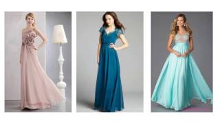 Top 100 Beautiful Chiffon Prom Dresses For Women