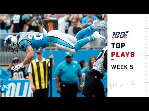 Top 15 Plays from Week 5 | NFL 2019 Highlights