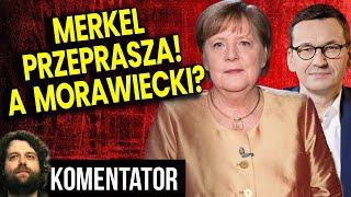 Angela Merkel Przeprasza i Cofa Lockdown na Wielkanoc! Co Zrobi Morawiecki?
