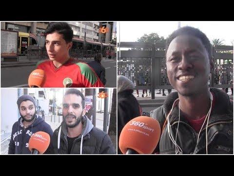 العرب اليوم - الجماهير المغربية تطالب رونار بالفوز بكأس أفريقيا