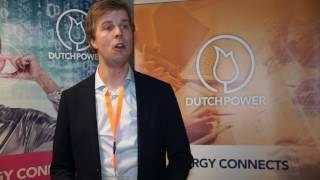 Sfeerimpressie Dutch Power event: 'Slimme meters en Sexy data'