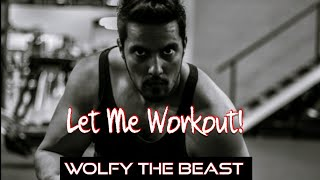 Workout Music (Let Me Workout) | Wolfy The Beast (خلني أتمرن) تحميل MP3