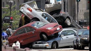 NEW!! Worst Drivers in the World 2018
