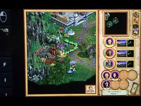 Герои меча и магии 6 прохождение святилище