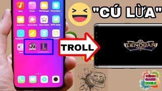 Troll bạn bè khi họ mượn điện thoại của bạn   Prank apps