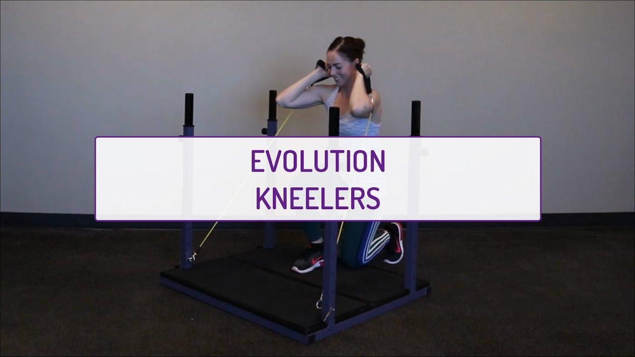 Evolution Kneelers