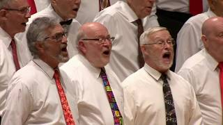 2018 All-Chapter Chorus - Sit Down, You're Rockin' the Boat [from Guys and Dolls]