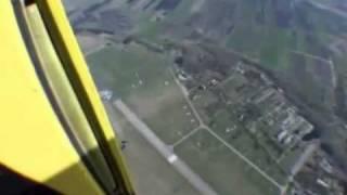 preview picture of video 'skok na line desantową'