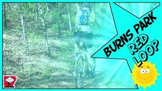 Burns Park Red Loop