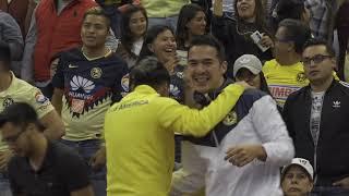 El Color: América vs. Pumas - Semifinal Apertura 2018