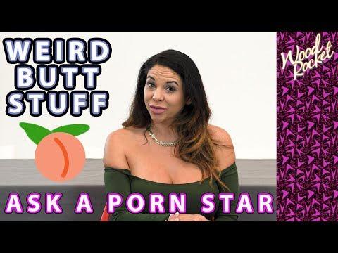 Zeptejte se pornohvězdy: Jakou nejzvláštnější věc jste měly v…?