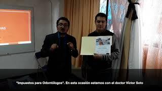 Impuestos dentales – Dr. Víctor Soto