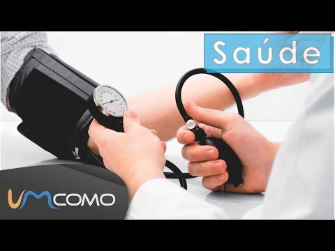 Se o aumento da pressão arterial e do coração