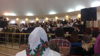«ТОБІ ВІРЯЮСЬ Я» ( обєднаний молодіжний хор Рівненських церков ХВЕ з оркестром) 28.01.2018.