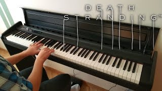 Death Stranding - Low Roar-Don't be so serious (Piano Cover)