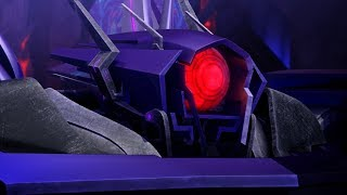 "Transformers: Prime - Shockwave's ""Logic"" Quotes 1080p"
