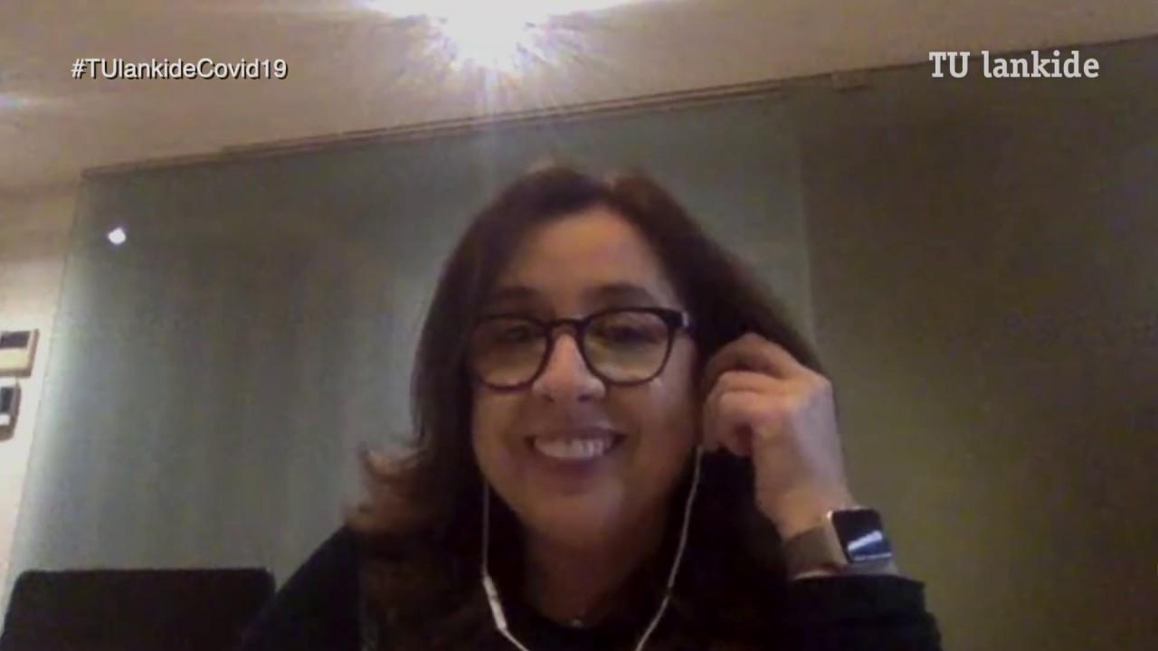 """""""Los premios Eventex son los Oscars de los grandes eventos internacionales"""" Estrella Díaz, directora de Staff Eventos by Ausolan"""