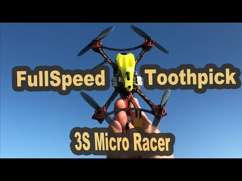 FullSpeed Toothpick 3S Micro Racer review DE
