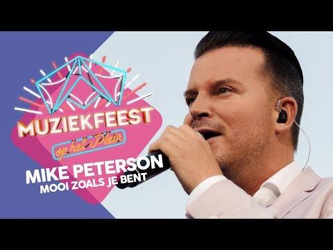 Mike Peterson Mooi Zoals Je Bent Sterren Muziekfeest Op Het Plein