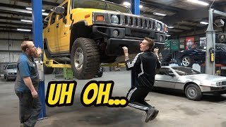 Here's Everything That's Broken On The Cheapest Hummer H2 In The USA