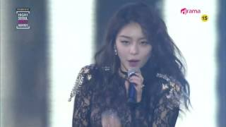 Ailee에일리   Worth It Fifth Harmony -Seoul Music Awards Live