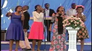 Healing worship team RWANDA 31/7/2016