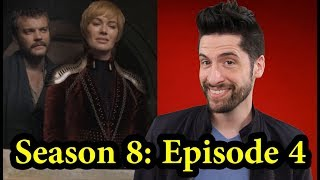 Game of Thrones: Season 8 Episode 4 - Review