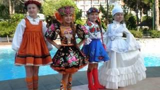 Дівчинка  Україночка