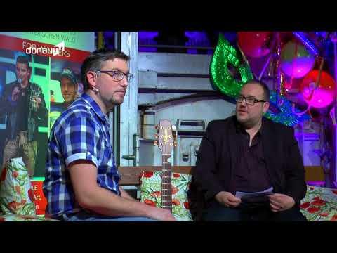 STEFAN OTTO - Neulich beim Interview Teil 1