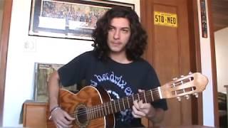 Flutter Girl - Chris Cornell (cover)