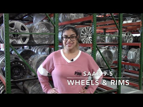 Factory Original Saab 9-5 Wheels & Saab 9-5 Rims – OriginalWheels.com