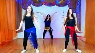Desi Look Dance on