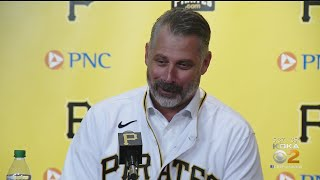 Pittsburgh Pirates Introduce New Manager, Derek Shelton