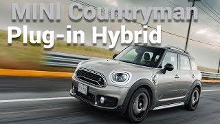 MINI Countryman Plug-in Hybrid - Rápido, divertido y eficiente a la vez | Autocosmos