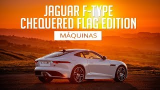 Jaguar F-Type Chequered Flag Edition - Máquinas