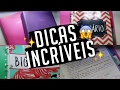 Download Video COMO ORGANIZAR SEU FICHÁRIO (DIVISÓRIAS, RESUMOS E MAIS!) | CHICLETE VIOLETA