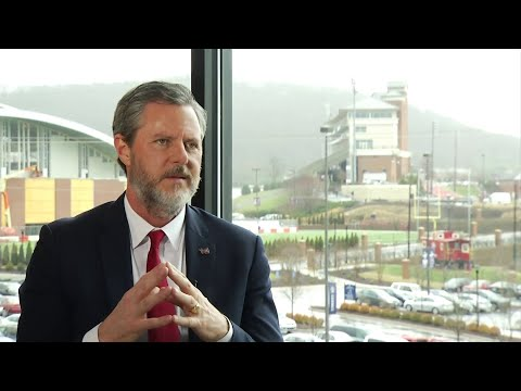 Jerry Falwell Jr. takes leave of absence from role at Liberty University