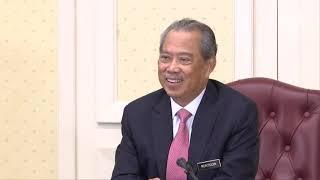 Sidang Video YAB Perdana Menteri bersama Frontliners COVID-19