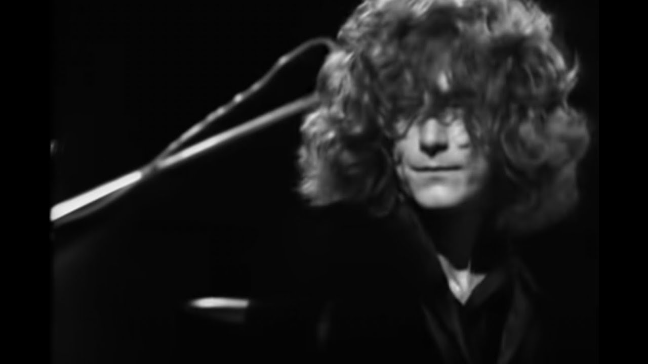 Led Zeppelin - How Many More Times (Danmarks Radio 1969