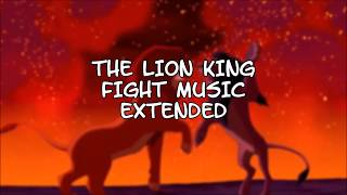 THE LION KING Extended Fight Music [2018]